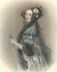 Ada Lovelace (1838), after whom the language was named