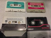 Some audio cassettes