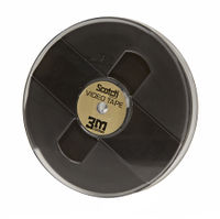 "1/2"" Open Reel Videotape"